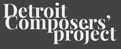 Detroit Composers' Project